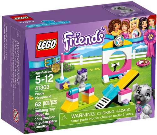 LEGO Friends Puppy Playground Set #41303