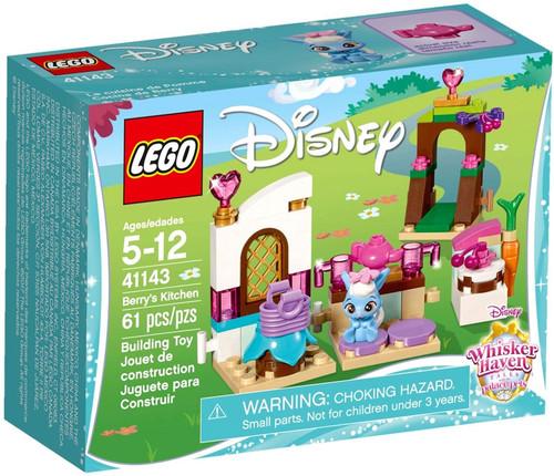 LEGO Disney Princess Palace Pets Berry's Kitchen Set #41143