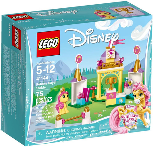 LEGO Disney Princess Palace Pets Petite's Royal Stable Set #41144