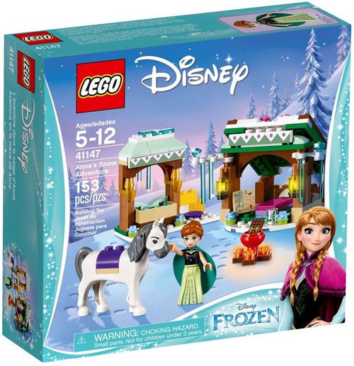 LEGO Disney Princess Disney Frozen Anna's Snow Adventure Set #41147