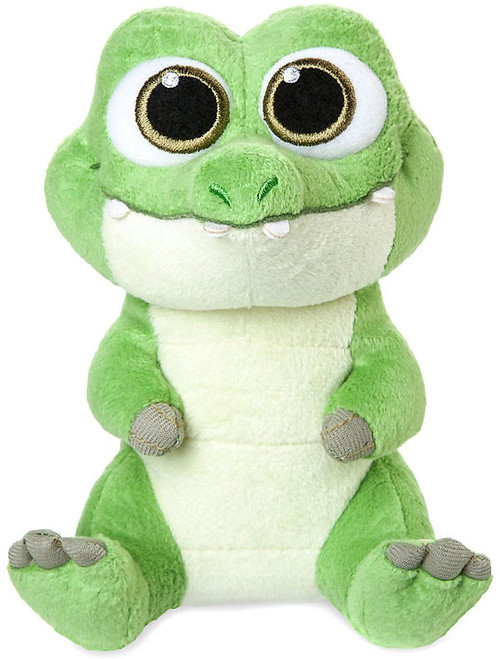 Disney Peter Pan Animators' Collection Tick-Tock Exclusive 6-Inch Mini Bean Bag Plush