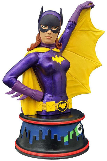 Batman 1966 TV Series Batgirl 6-Inch Bust