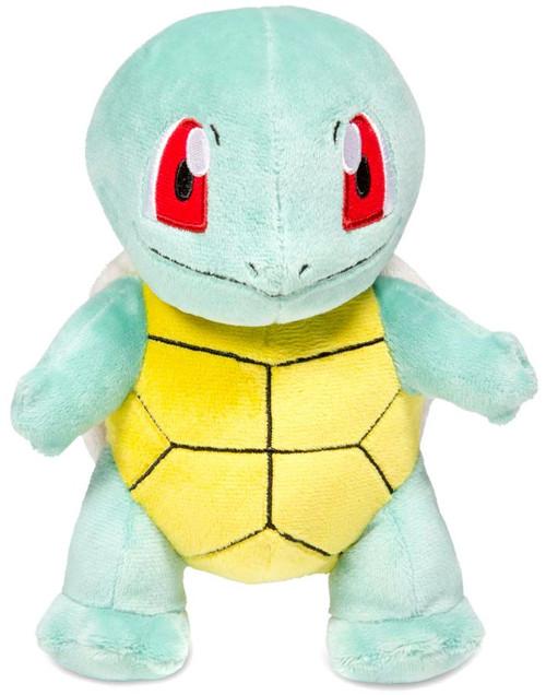 Pokemon Squirtle Exclusive 7.25-Inch Plush [Version 2]