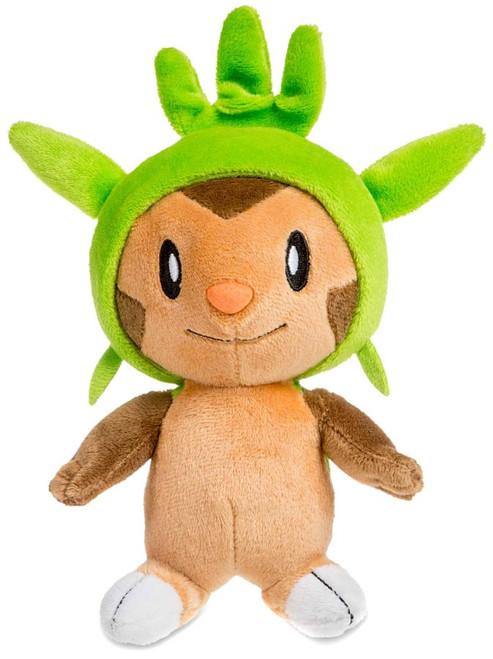 Pokemon Chespin (Standing) Exclusive 8-Inch Plush