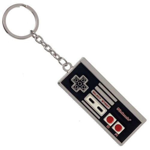 Nintendo Controller Metal Keychain Apparel