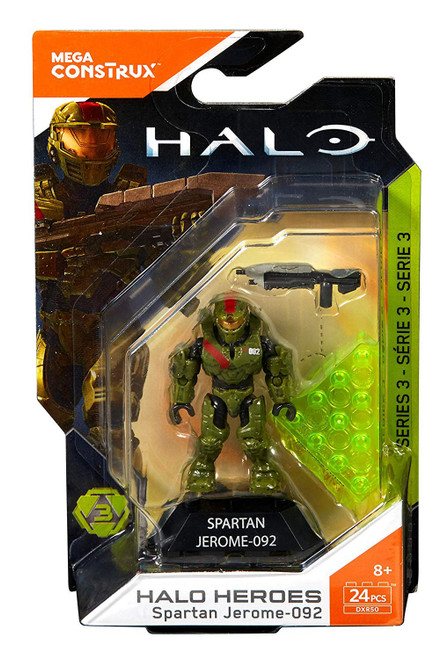 Halo Heroes Series 3 Spartan Jerome-092 Mini Figure