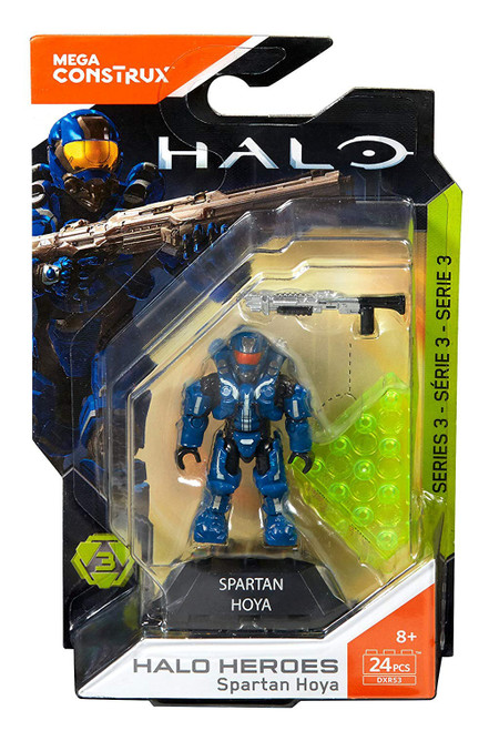 Halo Heroes Series 3 Spartan Hoya Mini Figure