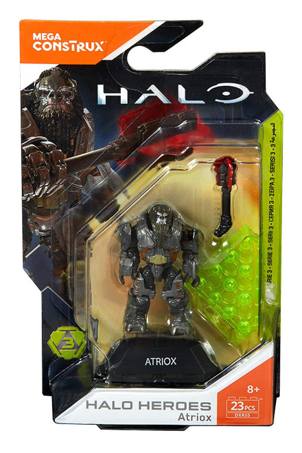 Halo Heroes Series 3 Atriox Mini Figure