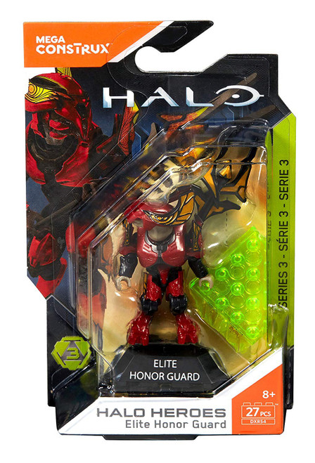 Halo Heroes Series 3 Elite Honor Guard Mini Figure