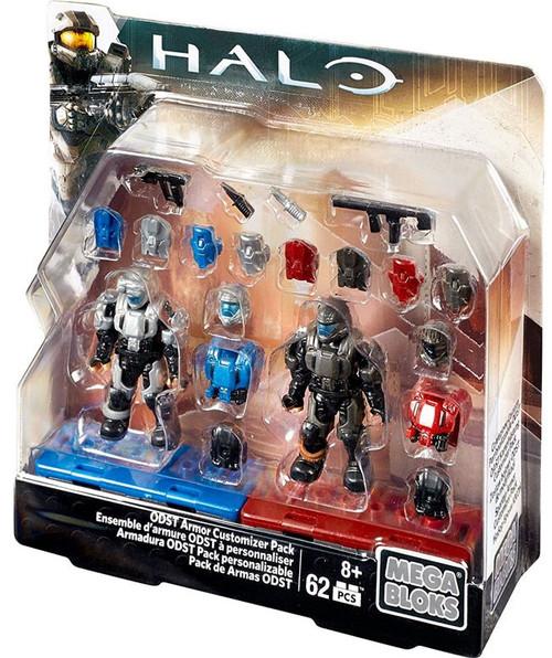 Halo ODST Armor Customizer Pack Set