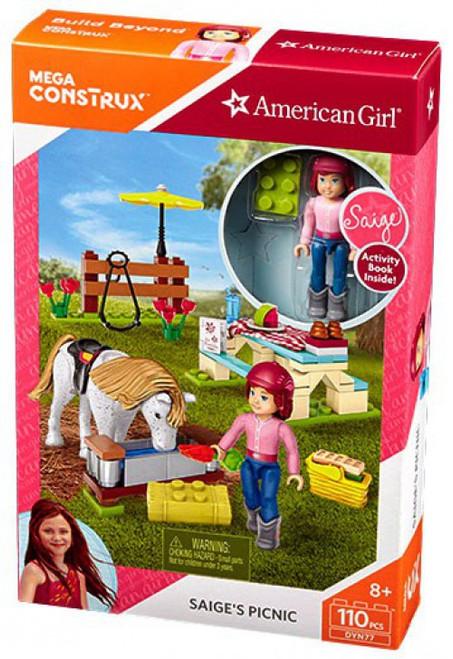 American Girl Saige's Picnic Set