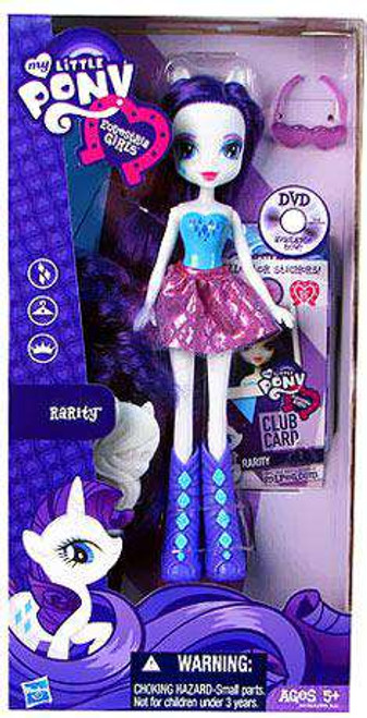 My Little Pony Equestria Girls 9 Inch Basic Rarity Doll [Damaged Package]