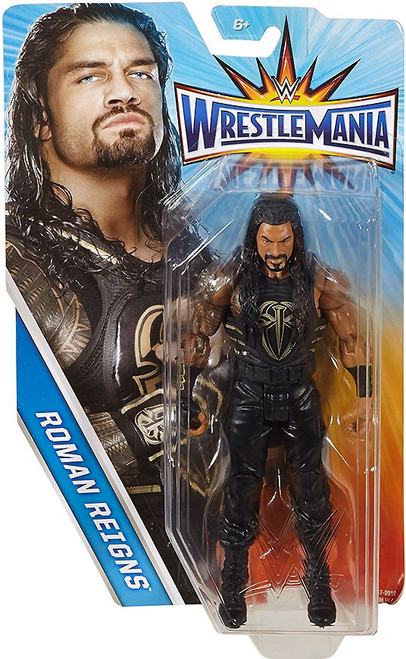 WWE Wrestling WrestleMania 33 Roman Reigns Action Figure