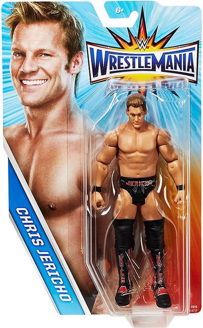 WWE Wrestling WrestleMania 33 Chris Jericho Action Figure