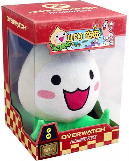 Overwatch Pachimari 8-Inch Deluxe Plush [Version 1]