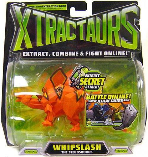 Xtractaurs Whipslash The Stegosaurus Figure