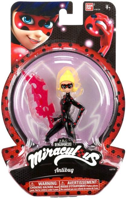 Zag Heroez Miraculous: Tales of Ladybug & Cat Noir Antibug Action Figure
