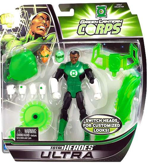 DC Total Heroes Green Lantern Corp Action Figure