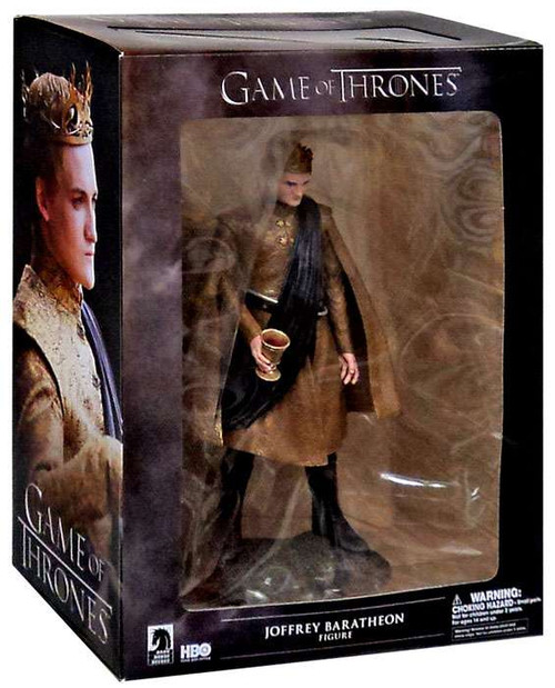 Game of Thrones Joffrey Baratheon 6-Inch Statue Figure [Damaged Package]