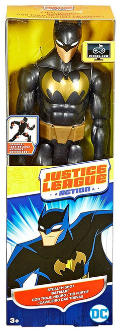 Justice League Action JLA Stealth Shot Batman Action Figure