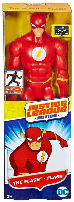 Justice League Action JLA The Flash Action Figure