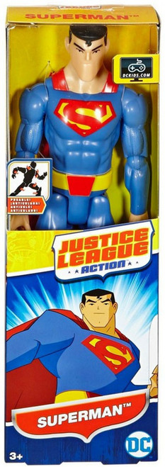 Justice League Action JLA Superman Action Figure
