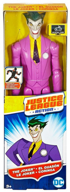 Justice League Action JLA The Joker Deluxe Action Figure
