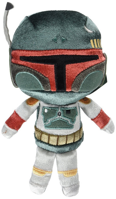Funko Galactic Star Wars Classic Boba Fett Plush