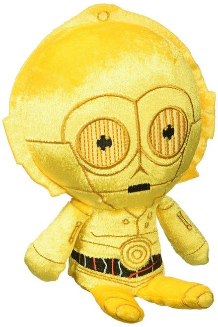 Funko Galactic Star Wars Classic C-3PO Plush