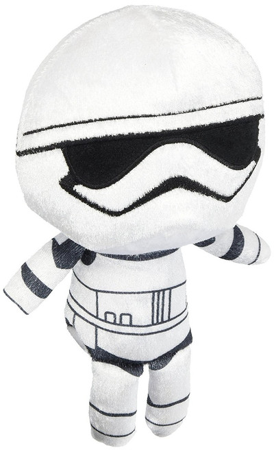 Funko Star Wars The Force Awakens Galactic Stormtrooper Plush [First Order]