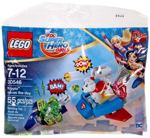 LEGO DC Super Hero Girls Krypto Saves the Day Set #30546