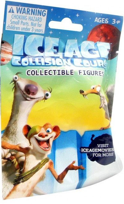 Ice Age Collision Course Collectible Figure Mystery Pack