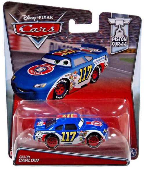 Disney / Pixar Cars Piston Cup Ralph Carlow Diecast Car #2/11