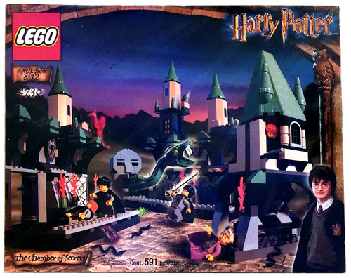 LEGO Harry Potter Chamber of Secrets Set #4730