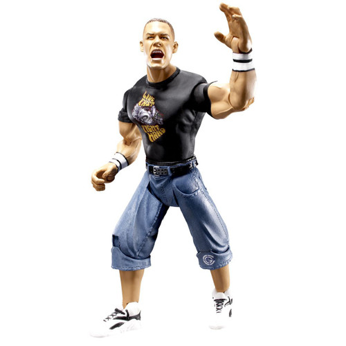 WWE Wrestling Ruthless Aggression Series 31 John Cena Action Figure