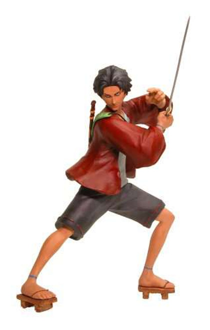 Samurai Champloo Mugen Action Figure [Loose]