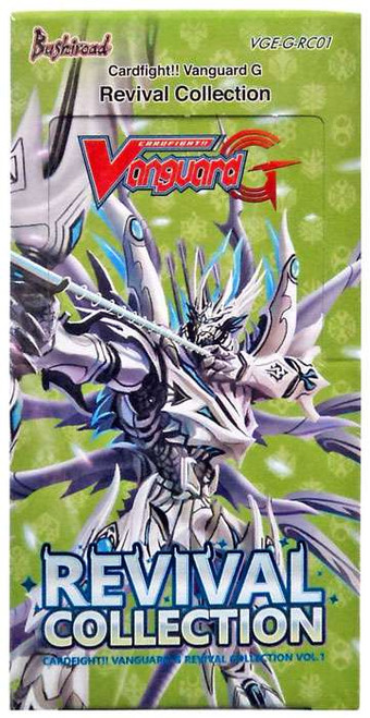Cardfight Vanguard G Revival Collection Vol 1 Booster Box VGE-G-RC01 [10 Packs]
