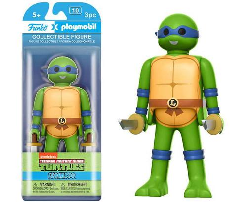 Teenage Mutant Ninja Turtles Funko Playmobil Leonardo Action Figure