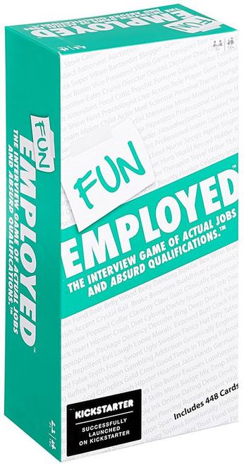 Fun Employed Card Game