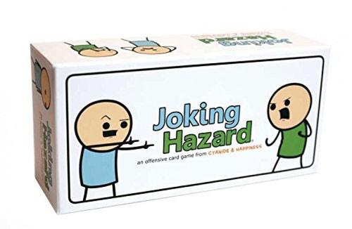 Joking Hazard Card Game