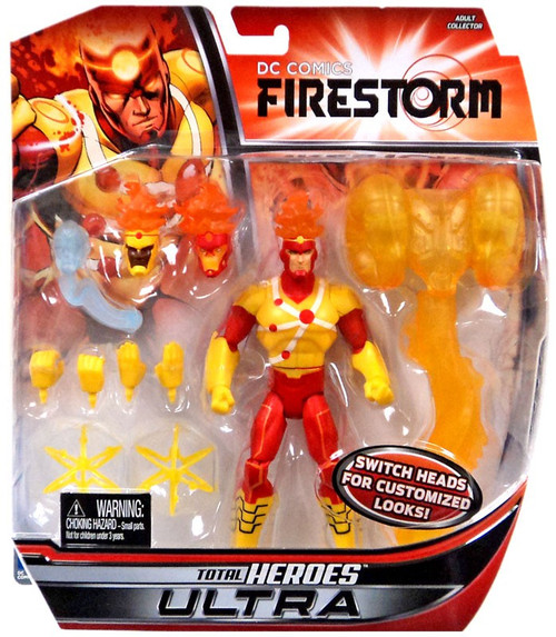 DC Total Heroes Ultra Firestorm Action Figure