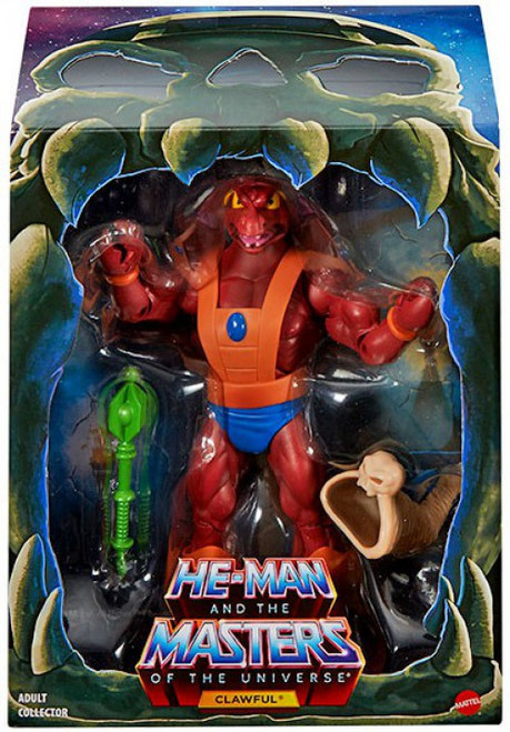 Masters of the Universe Classics Club Grayskull Clawful Action Figure