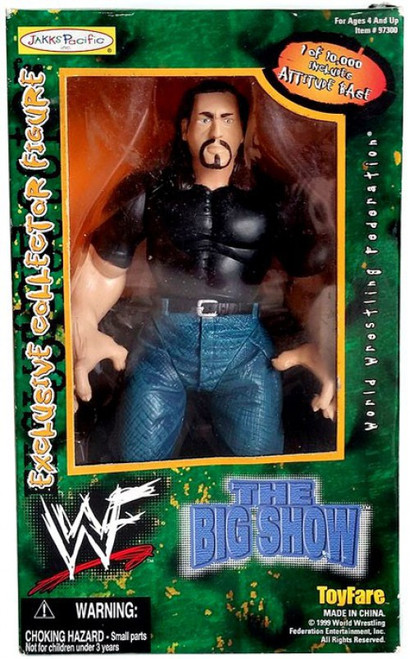 WWE Wrestling Exclusives The Big Show Exclusive Action Figure