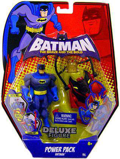 The Brave and the Bold Deluxe Power Pack Batman Action Figure