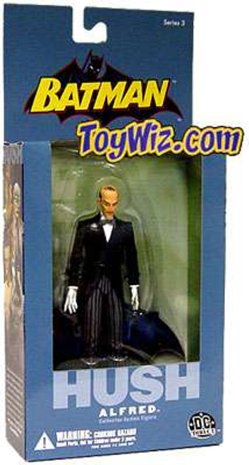 Batman Hush Series 3 Alfred Action Figure