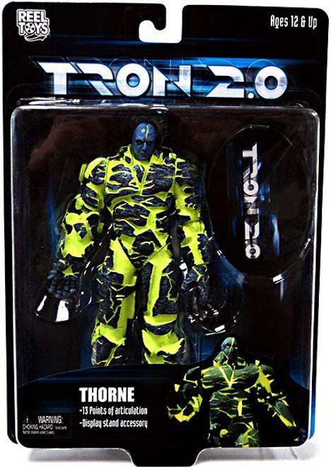 NECA Tron 2.0 Thorne Action Figure