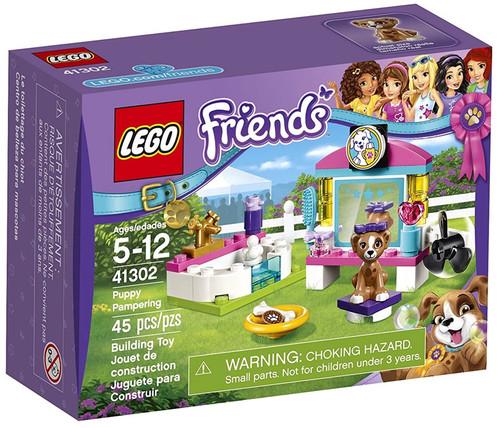 LEGO Friends Puppy Pampering Set #41302