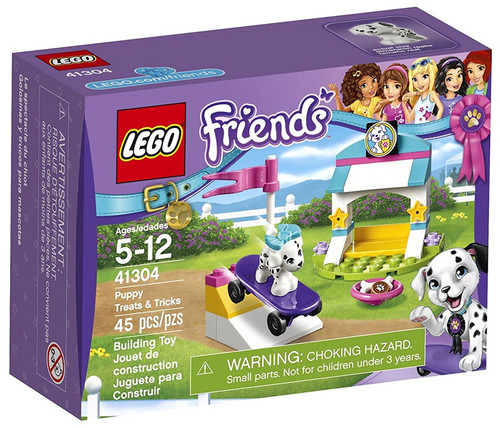 LEGO Friends Puppy Treats & Tricks Set #41304