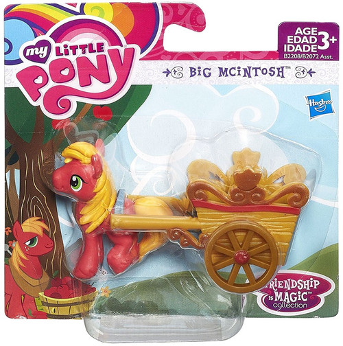 My Little Pony Friendship is Magic Collection Big Mcintosh 2-Inch Figure