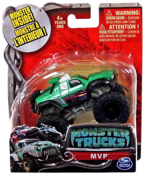 Monster Trucks MVP Diecast Car